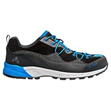 Vaude Men's Mtn Dibona Tech, Men's High Rise Hiking Shoes Low Rise Hiking Shoes, Blue (Radiated Blue 946), 9 UK (43 EU)