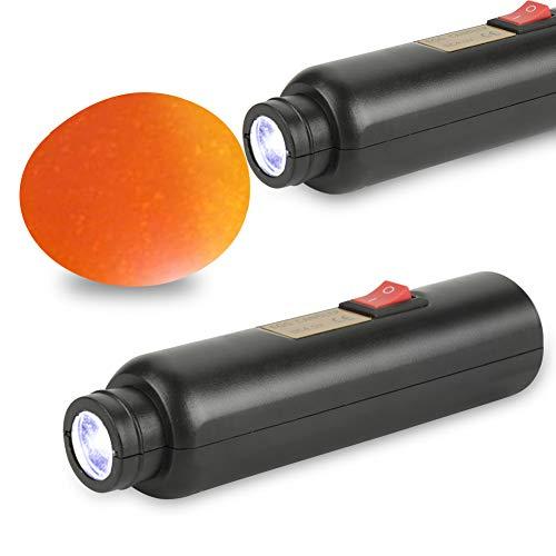 Probador Candler de luz LED para Huevos