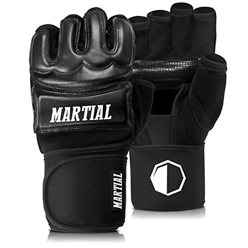 Super Active Sports Guantes MMA Profesionales - Calidad