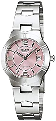 Casio Standard Women's Dial Stainless Steel Band W