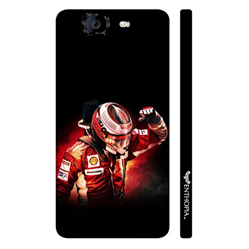 Enthopia Designer Hardshell Case Formula 1 Racer Back Cover for Micromax Canvas Knight A350  available at amazon for Rs.95