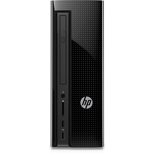 2017 Flagship Hp Slimline 260 Premium High Performance Desktop - Intel Dual-core I3-6100t 3.2 Ghz, 8gb Ddr4, 1tb Hdd, Hdmi, Wlan, Bluetooth, Dvdrw, Usb 3.0, Win 10 (ubs Keyboard And Mouse Included)