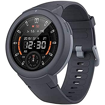 Amazfit Verge Lite, Reloj Inteligente con Bluetooth, Android, Gris