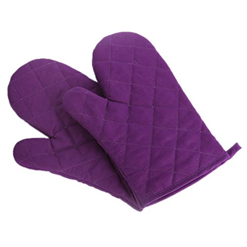 Zhouba guante algodón horno guante resistente