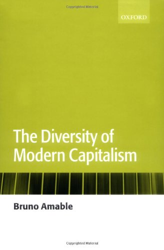 The Diversity of Modern Capitalism