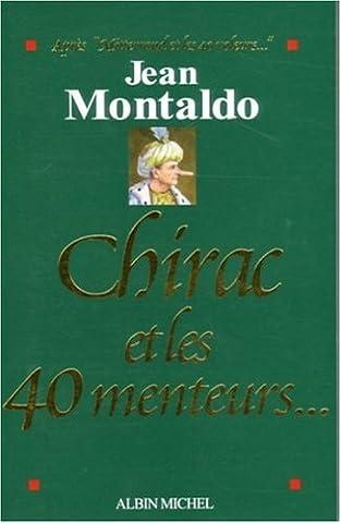 Chirac Livre - Chirac et les 40
