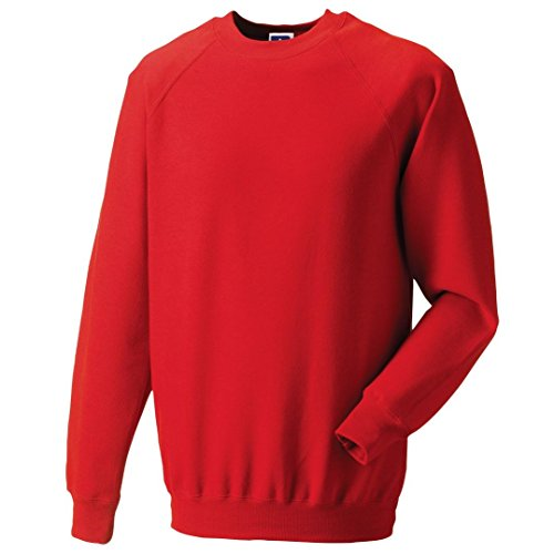 Russell Athletic - Sweat-shirt - Femme * taille unique rouge vif