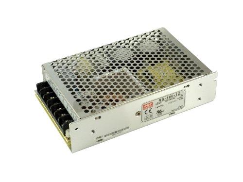 Fuente de alimentación 24 V DC 100 W RS-100 Meanwell