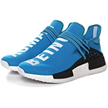 huge selection of 3174e ab70a Human Race NMD Trail Pharrell Williams Sunglow Hommes Femmes Training Shoes  Running Gym Sneakers