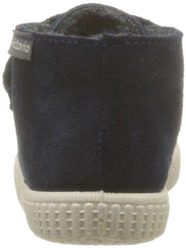 Victoria  Safari Serraje Velcro,  Sneaker unisex bambino Blu (Bleu (Marino))