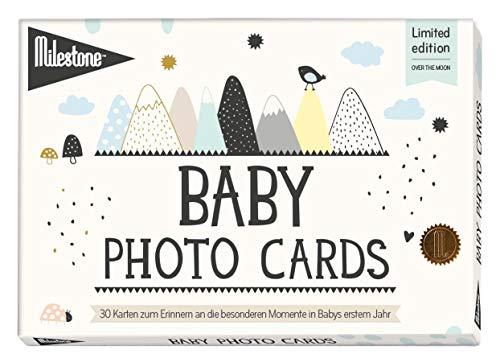 Milestone Cards Limited Edition - Over the moon für die einzigartigen Momente 30 Karten ...