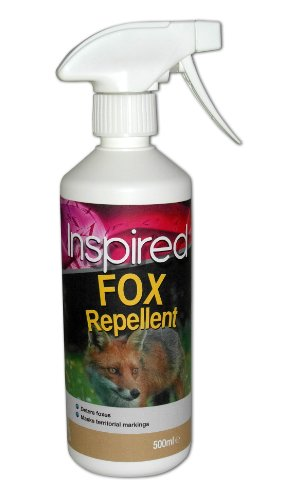 McKlords Ltd Inspired 500ml Fox Repellent