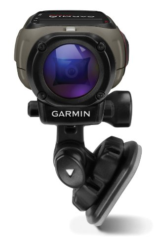 Garmin VIRB Elite Action Camera, Full HD, 1080p, 16 Megapixel, Nero/Verde Militare