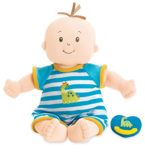 Manhattan Toy 143780 - Bambolotto Baby Fella
