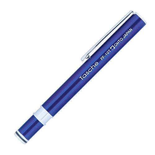 Ohto Tasche - Pluma compacta, color azul