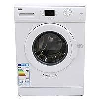 Altus 7 Kg, 1000 RPM, 16 Programs Front Load Washing Machine, White - ALK7100AZ