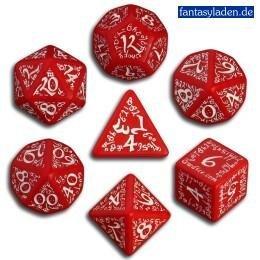q-workshop-polyhedral-7-die-set-carved-elven-elvish-dice-set-red-with-white-by-q-workshop