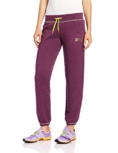 Zumba Fitness LLC Damen Captivate Sweat Pants, Damen, Pflaume, xs - Latin Dance Pants
