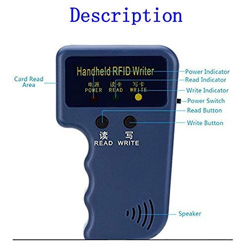 Zoom IMG-1 obo hands handheld 125khz rfid