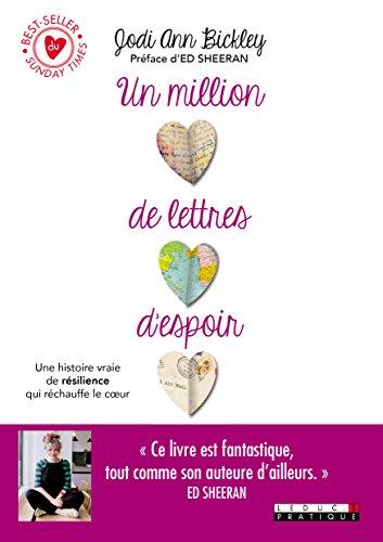 Un million de lettres d'espoir