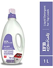 IFB Fluff Liquid Detergent for All Top Load Washing Machine (1L)