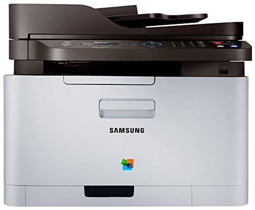 Samsung CL-C460FW/TEG - Impresora multifunción láser - B/N 19 PPM, color 4 PPM