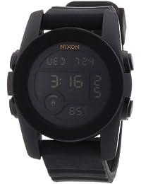 Nixon Unisex-Armbanduhr The Unit 40 Digital Quarz Silikon A490001-00