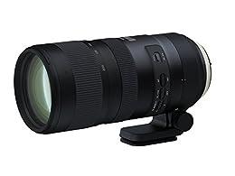 Tamron SP 70–200mm f/2,8Di VC G2para Canon EF cámara réflex digital (6año garantía limitada de Tamron)