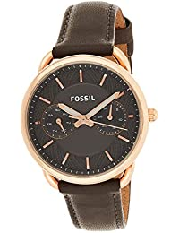 Fossil Tailor Analog Grey Dial Women's Watch - ES3913