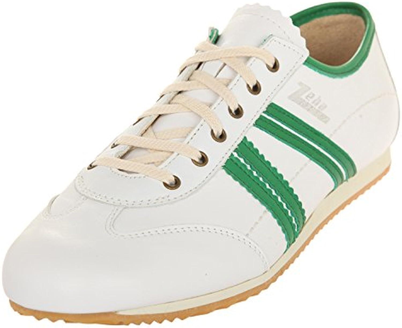 Zeha Sneakers Klassiker White/Green 140.80  Billig und erschwinglich Im Verkauf