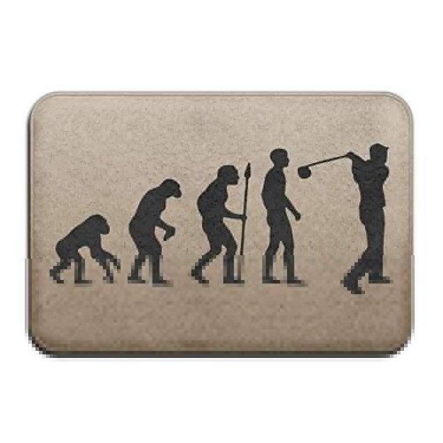 lijied Golf Evolution Non-Slip Indoor/Outdoor Door Mat Rug for Health and Wellness Bathroom Bathroom Doormat 23.6