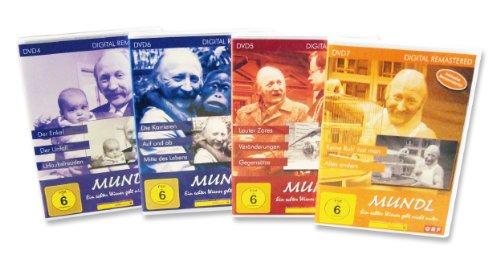 Mundl - Ein echter Wiener geht nicht unter - DVD 4 bis 7 (4 DVD's)
