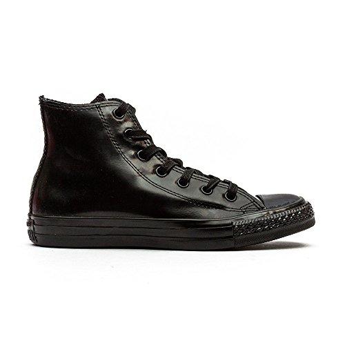 Converse Damen Chuck Taylor All Star High Rubber Sneaker Hightop Schwarz
