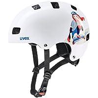 Uvex Kid 3 Helmet white skate 2018 Fahrradhelm