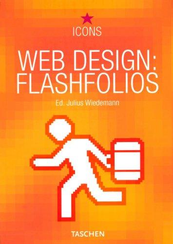 Web Design: Flashfolios (Icons) par From Taschen GmbH