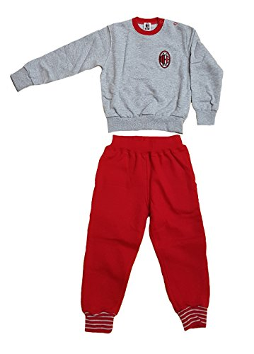 Bekleidung Offizielle AC MILAN Trainingsanzug Kinder Fußball * 19479. pelusciamo Store, mehrfarbig - Milan-bekleidung Ac