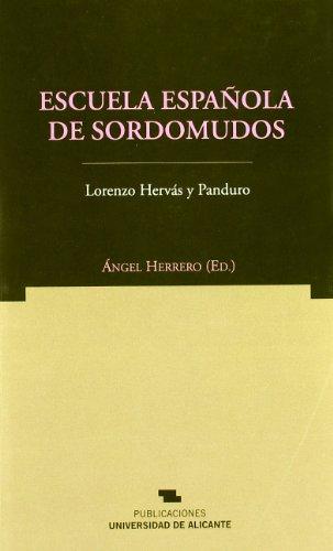 Escuela española de sordomudos (Norte Crítico)