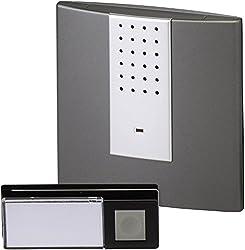 Heidemann Funkklingel Komplett-Set 70823 HX Square