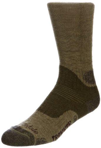 Bridgedale Herren WoolFusion Trekker-Socken M grün (Bridgedale Trekker Socke)