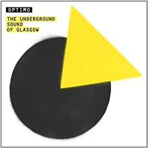 The Underground Sound Of Glasgow - Mixed By Jd Twitch by Optimo (2013) Audio CD