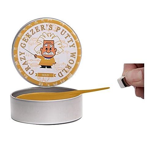 Magnetic Putty Slime Spielzeug , Creative Super Magnetic Putty Spielzeug Stress Reliever für Kinder und Erwachsene für Spaß