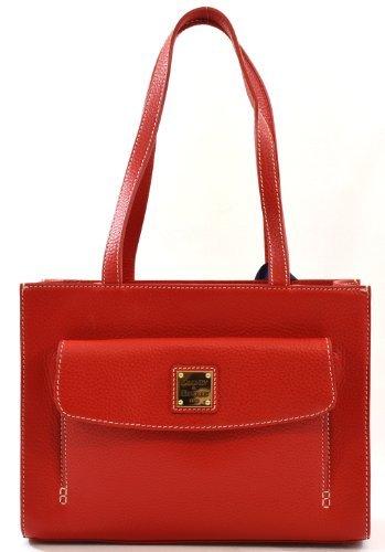 dooney-bourke-pebble-grain-leather-janine-with-front-pocket-tote-purse-shou