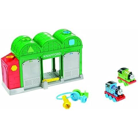 Thomas & Friends X0629 - Estación Llaves Mágicas (Mattel)