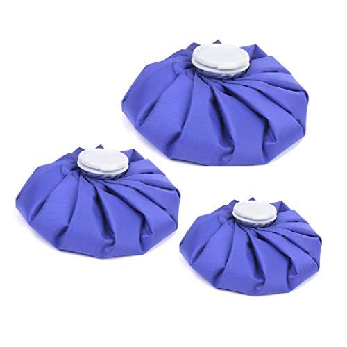 JZK 3 Bolsas de reutilizable hielo y calor para lesiones deportivas al