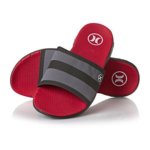 Hurley Slider Phantom Free Slide Gym Red 6DL