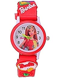 Opendeal Analogue Multi-Colour Dial Baby Girl's Watch -Od-W195