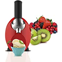 Sogo: SS-5245 Heladera, Maquina de helado, Máquina para postres de frutas
