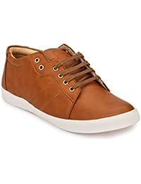 Peddeler Men's Tan Casual Shoes