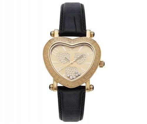 Joe Rodeo Women's JH4 Moving Heart 0.75ct Diamond watch