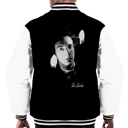 Don't Talk To Me About Heroes Tom Sheehan Official Photography - Johnny Rotten Sex Pistols John Lydon Men's Varsity Jacket